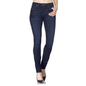 Spanx The Slim X Skinny Jean  Shape Lift Dark Wash